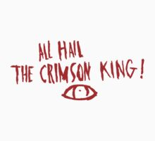 The Crimson King by Miachalistic