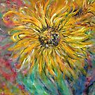 Sunflower by catherine walker