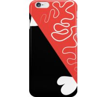 Distance Relationship iPhone Case/Skin