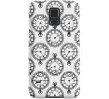 Pocket Watch Design Samsung Galaxy Case/Skin