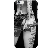 Dangerously Sharp iPhone Case/Skin