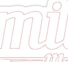 MGM- Milky 2014 Sticker