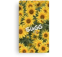Sugg Sunflowers Canvas Print