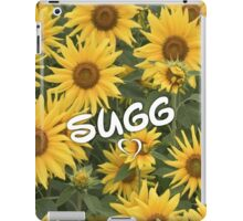 Sugg Sunflowers iPad Case/Skin
