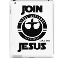 Join Jesus iPad Case/Skin
