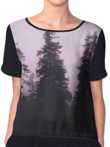 Tree Magic Chiffon Top