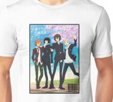 Bungou Stray Dogs Anime Unisex T-Shirt