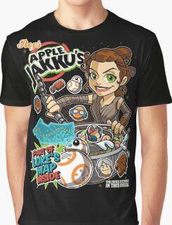 Apple Jakkus Graphic T-Shirt