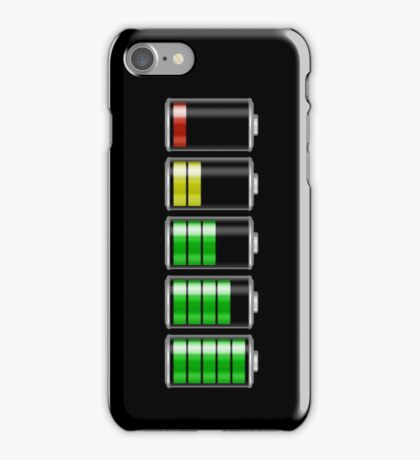 Charging... iPhone Case/Skin