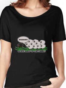 The Black Sheep Women's Relaxed Fit T-Shirt