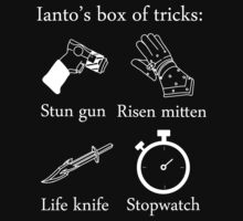 Ianto's box of tricks (white) by edwardvsdamon