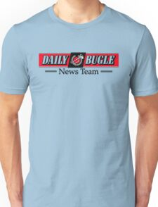 Daily Bugle News Team  Unisex T-Shirt