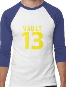 Vault 13 Men's Baseball ¾ T-Shirt