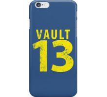 Vault 13 iPhone Case/Skin