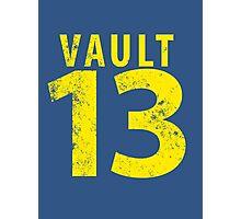 Vault 13 Photographic Print