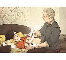BBC Sherlock: Dr Watson Photographic Print