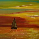 Sail Away by Dawn  Hawkins