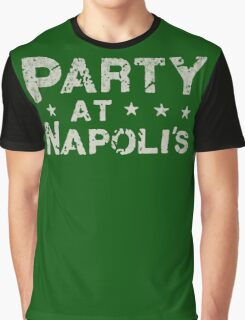 Party at Napolis Graphic T-Shirt
