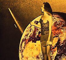 earth queen  by GulpMetanoia
