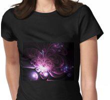 Lighten Up - Abstract Fractal Artwork Womens Fitted T-Shirt