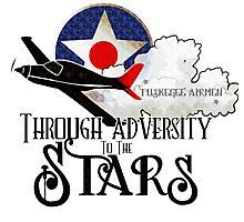Tuskegee Airmen Photographic Print