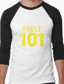 Vault 101 Men's Baseball ¾ T-Shirt