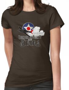 Tuskegee Airmen Womens Fitted T-Shirt