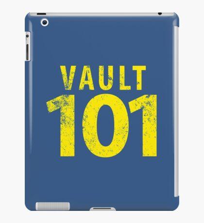 Vault 101 iPad Case/Skin