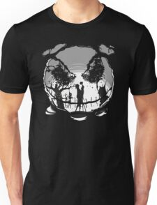 The Pumpkin Kiss Unisex T-Shirt