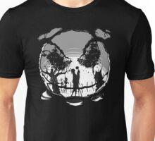The Pumpkin Kiss Unisex T-Shirt