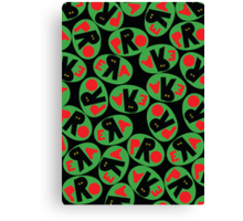 Pro Era - Scattered Canvas Print
