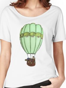 In the sky Women's Relaxed Fit T-Shirt