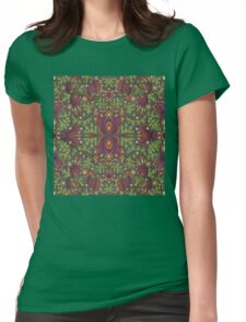 Elis garden - color pastels Womens Fitted T-Shirt