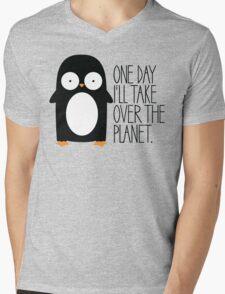World Domination Mens V-Neck T-Shirt