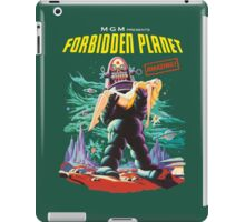 Forbidden Planet iPad Case/Skin