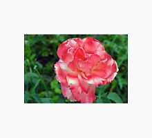 Macro on beautiful pink flower in the garden. Unisex T-Shirt