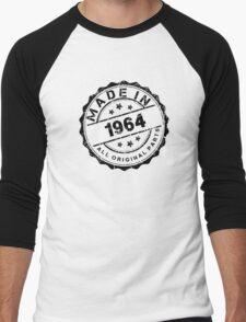 MADE IN 1964 ALL ORIGINAL PARTS Men's Baseball ¾ T-Shirt