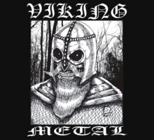 Viking Metal One Piece - Long Sleeve