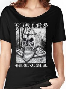 Viking Metal Women's Relaxed Fit T-Shirt
