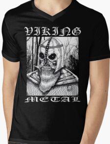 Viking Metal Mens V-Neck T-Shirt