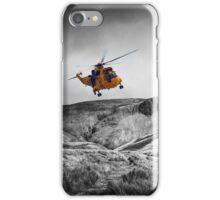 Sea King Glen Rescue iPhone Case/Skin