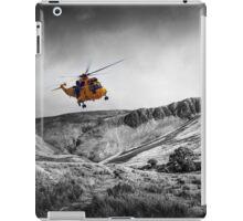 Sea King Glen Rescue iPad Case/Skin