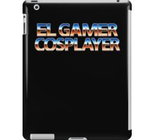 EGC - Data East font iPad Case/Skin