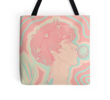 sh: bubblegum pastel Tote Bag