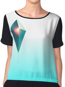 No Man's Sky  Chiffon Top