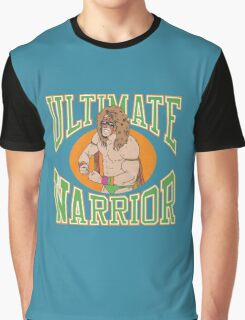 ULTIMATE WARRIOR JAMES LEBORN KINGJAMES CLEVELAND CAVALIERS CHAMPIONS 2016 Graphic T-Shirt