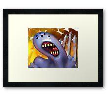 Dagon Framed Print