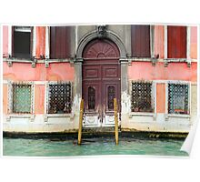 All About Italy. Venice 14 Poster
