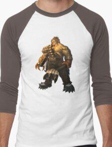 Runion the beast master.  Men's Baseball ¾ T-Shirt
