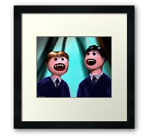 The New Children Framed Print